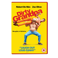 Dirty Grandpa (UK-import) (DVD)