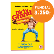 Produktbilde for Dirty Grandpa (UK-import) (DVD)
