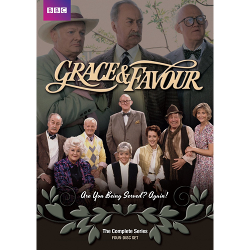 Grace & Favour - The Complete Series (UK-import) (DVD)