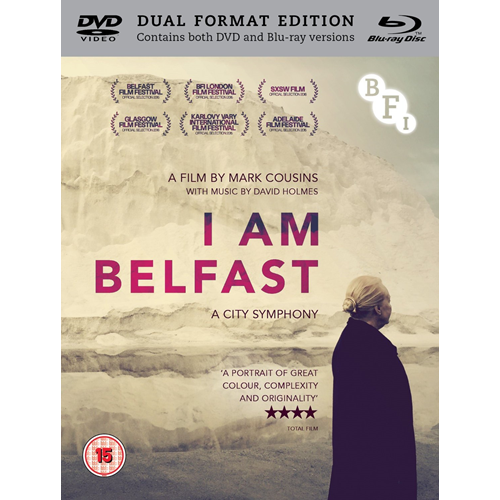 I Am Belfast (UK-import) (Blu-ray+ DVD)