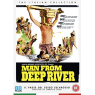 Man From Deep River (UK-import) (DVD)