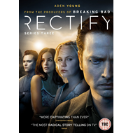 Rectify - Sesong 3 (UK-import) (DVD)