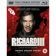 Richard III (UK-import) (Blu-ray+ DVD)