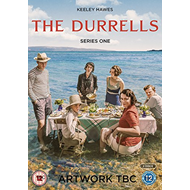 The Durrells - Sesong 1 (UK-import) (DVD)