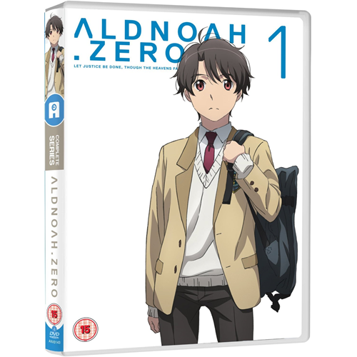 Aldnoah.Zero 1 (UK-import) (DVD)