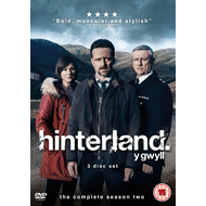 Hinterland - Sesong 2 (UK-import) (DVD)