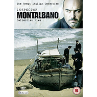 Inspector Montalbano - Collection 5 (UK-import) (DVD)