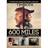 600 Miles (UK-import) (DVD)