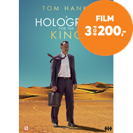 Produktbilde for A Hologram For The King (DVD)