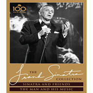 Produktbilde for Frank Sinatra - Sinatra And Friends / A Man And His Music (DVD)