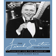 Produktbilde for Frank Sinatra - Concert For The Americas With Buddy Rich (DVD)