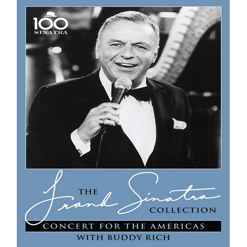 Frank Sinatra - Concert For The Americas With Buddy Rich (DVD)