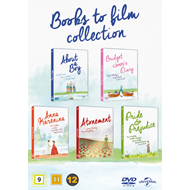 Books To Film Collection (DK-import) (DVD)