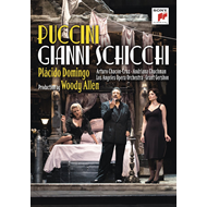Produktbilde for Puccini: Gianni Schicchi (DVD)