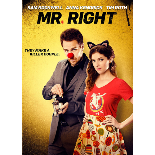 Mr. Right (DVD - SONE 1)