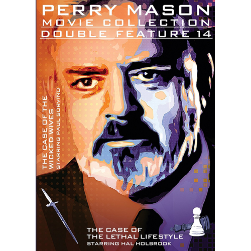 Perry Mason - The Case Of The Wicked Wives / The Case Of The Lethal Lifestyle (DVD - SONE 1)
