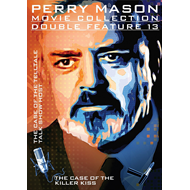 Perry Mason - The Case Case Of The Telltale Talk Show Host / The Case Of The Killer Kiss (DVD - SONE 1)