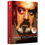 Perry Mason - Movie Collection Volume 1 (DVD - SONE 1)