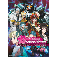 Bodacious Space Pirates - Abyss Of Hyperspace (DVD - SONE 1)