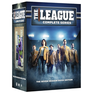 The League - The Complete Series (DVD - SONE 1)