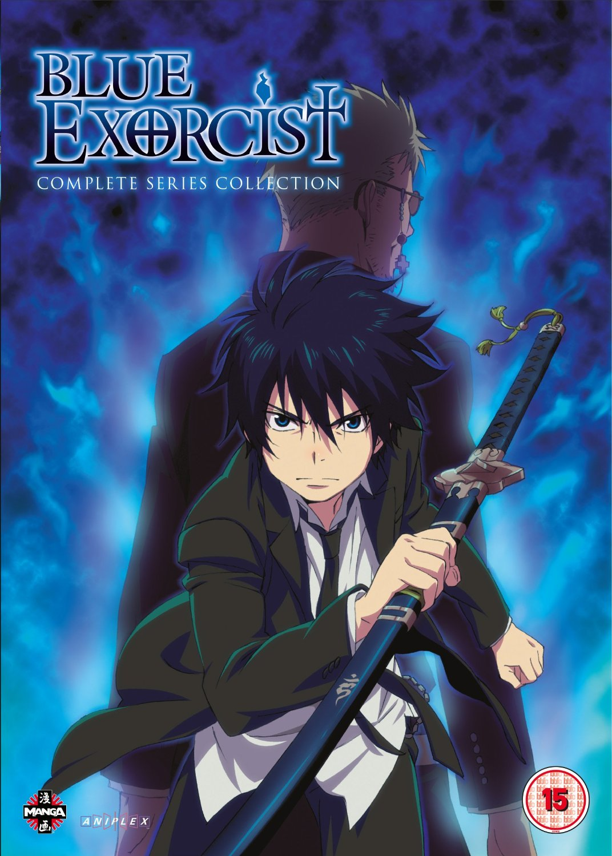 Blue Exorcist Serien Stream