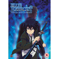 Blue Exorcist - Complete Series Collecion (UK-import) (DVD)