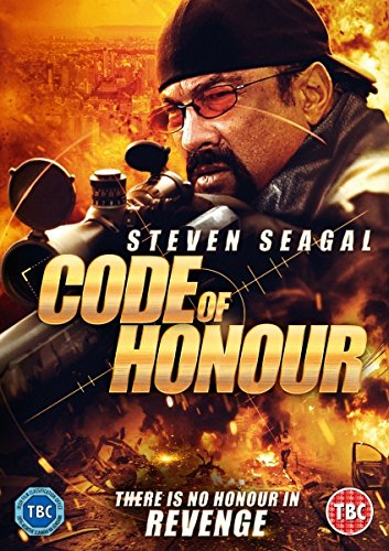 Code Of Honour (UK-import) (DVD)