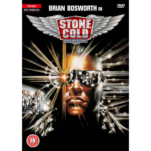 Stone Cold (UK-import) (DVD)
