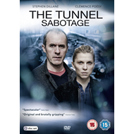 Produktbilde for The Tunnel - Sabotage (UK-import) (DVD)