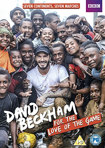 David Beckham - For The Love Of The Game (UK-import) (DVD)