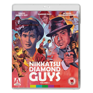 Nikkatsu Diamond Guys - Volume 2 (UK-import) (Blu-ray + DVD)