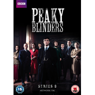 Peaky Blinders - Sesong 3 (UK-import) (DVD)