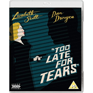 Too Late For Tears (UK-import) (Blu-ray + DVD)