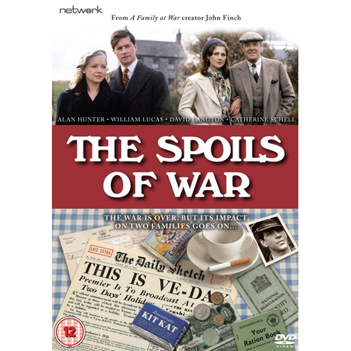 The Spoils Of War (UK-import) (DVD)