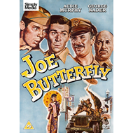 Joe Butterfly (UK-import) (DVD)