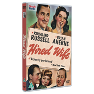 Hired Wife (UK-import) (DVD)