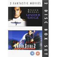 Under Siege / Under Siege 2 (UK-import) (DVD)
