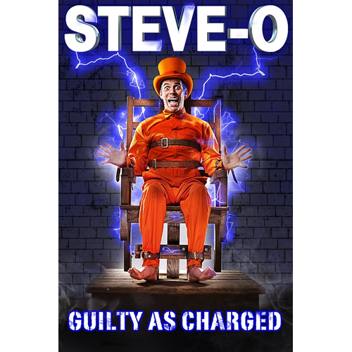 Steve-O - Guilty As Charge (DVD)