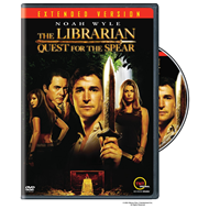 The Librarian: Quest For The Spear - Extended Version (DVD - SONE 1)