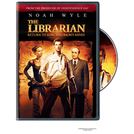 The Librarian: Return To King Solomon's Mines (DVD - SONE 1)