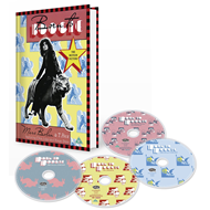 Marc Bolan & T.Rex - Born To Boogie: The Motion Picture (2DVD + 2CD)