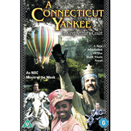 Produktbilde for A Connecticut Yankee In King Arthur's Court (UK-import) (DVD)