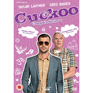 Cuckoo - Sesong 3 (UK-import) (DVD)