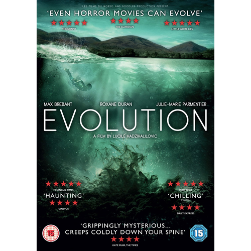Evolution (UK-import) (DVD)