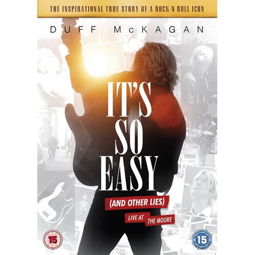 It's So Easy (And Other Lies) (UK-import) (DVD)