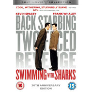Produktbilde for Swimming With Sharks - 20th Anniversary Edition (UK-import) (DVD)