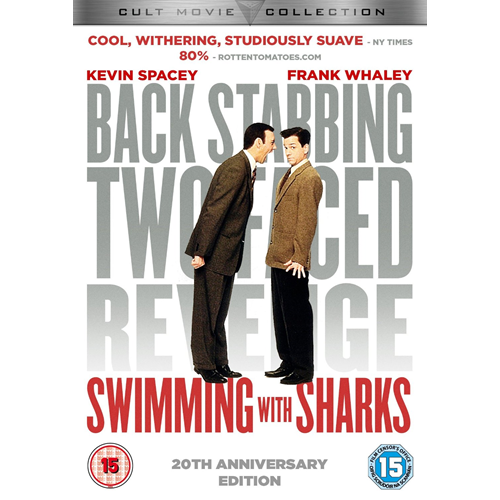 Swimming With Sharks - 20th Anniversary Edition (UK-import) (DVD)