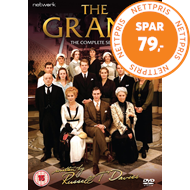 Produktbilde for The Grand - The Complete Series (UK-import) (DVD)