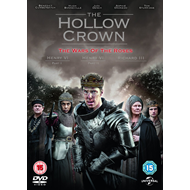 The Hollow Crown - The Wars Of The Roses (UK-import) (DVD)