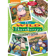 The Wild Thornberrys - Collector's Edition (UK-import) (DVD)